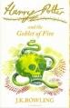 Couverture Harry Potter, tome 4 : Harry Potter et la coupe de feu Editions Bloomsbury 2010