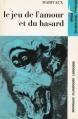 Couverture Le jeu de l'amour et du hasard Editions Larousse (Nouveaux classiques) 1970