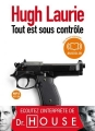 Couverture Tout est sous contrôle Editions Audiolib 2009