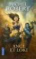 Couverture L'agent des Ombres, tome 8 : Ange et Loki Editions Pocket 2016