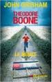 Couverture Theodore Boone, tome 4 : La Menace Editions XO (Jeunesse) 2013