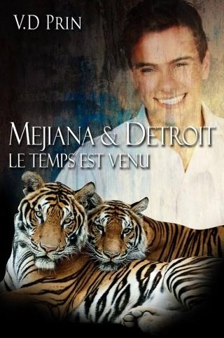 Couverture When the moon is full, tome 2 : Mejiana & Detroit : Le temps est venu