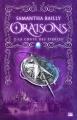 Couverture Au-delà de L'Oraison, tome 2 : La Chute des Étoiles Editions Bragelonne 2013
