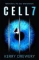 Couverture Cell.7, tome 1 : La mort vous regarde Editions Hot Key Books 2016