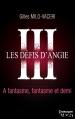Couverture Les défis d'Angie, tome 3 : A fantasme, fantasme et demi Editions Harlequin (HQN) 2013