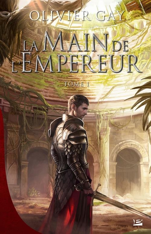 Couverture La main de l'empereur, tome 1