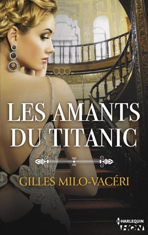 Couverture Les amants du Titanic