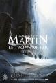 Couverture Le trône de fer, intégrale, tome 1 Editions J'ai Lu 2010