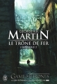 Couverture Le Trône de Fer, intégrale, tome 2 Editions J'ai Lu 2010