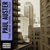 Couverture Trilogie new-yorkaise Editions Audible studios 2009