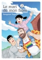 Couverture Le mari de mon frère, tome 2 Editions Akata (L) 2016