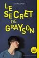 Couverture Le secret de Grayson Editions Albin Michel 2016