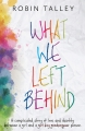 Couverture What we left behind Editions Harlequin 2015
