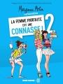 Couverture Margaux Motin rencontre La femme parfaite est une connasse !, tome 2 Editions J'ai lu / Fluide glacial 2016