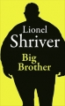Couverture Big brother Editions France Loisirs 2015