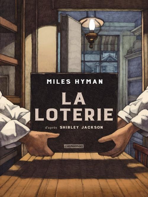 Couverture La loterie (Hyman)