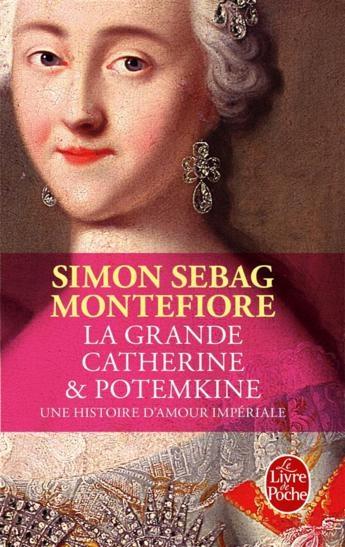 Couverture La grande Catherine & Potemkine : Une histoire d'amour impériale