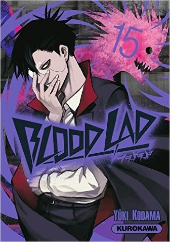 Couverture Blood Lad, tome 15