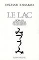 Couverture Le lac Editions Albin Michel 1978