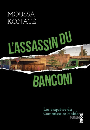 Couverture L'assassin du Banconi