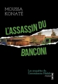 Couverture L'assassin du Banconi Editions Fayard (Noir) 2012