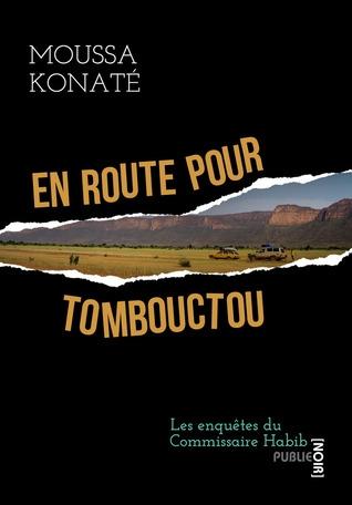Couverture En route pour Tombouctou