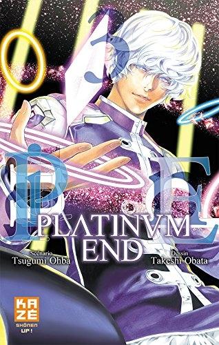 Couverture Platinum end, tome 03