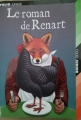 Couverture Le roman de Renart Editions Folio  (Junior) 2002