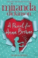 Couverture A Parcel for Anna Browne Editions Pan MacMillan 2015