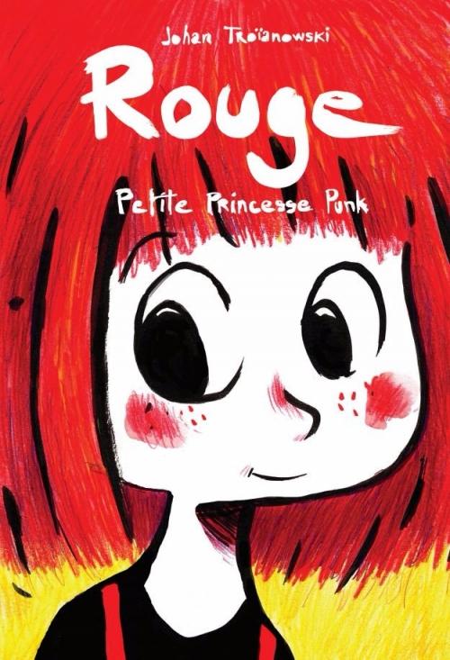 Couverture Rouge, Petite Princesse Punk
