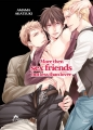 Couverture More than sex friends but less than lover Editions IDP (Hana) 2016