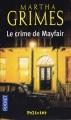 Couverture Jury et Plant, tome 08 : Le crime de Mayfair Editions Pocket (Policier) 2006
