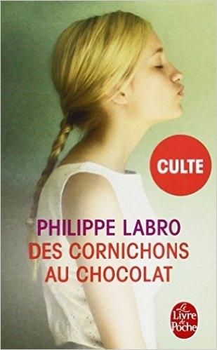 Couverture Des cornichons au chocolat