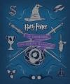 Couverture Harry Potter : Le Grimoire des objets magiques Editions Huginn & Muninn 2016