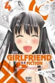 Couverture My Girlfriend is a Fiction, tome 4 Editions Delcourt 2016
