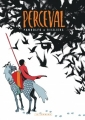 Couverture Perceval Editions Le Lombard 2016