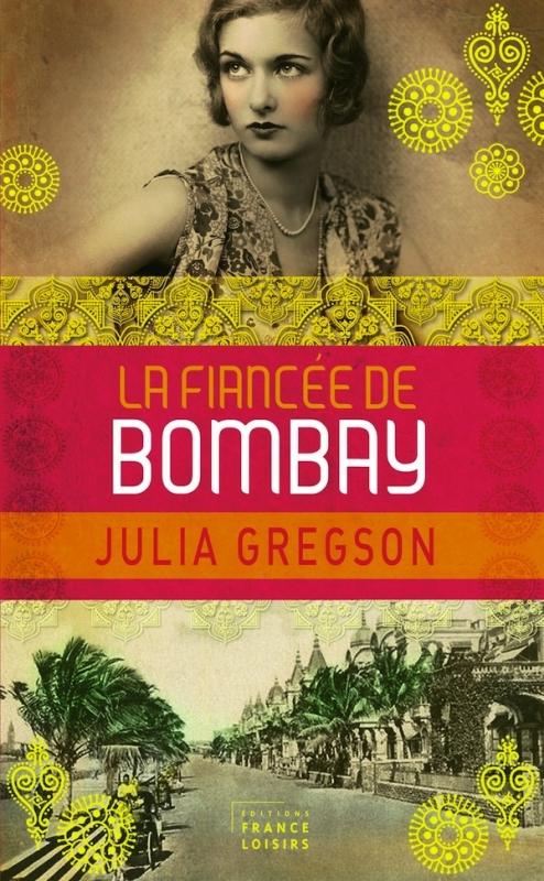 Couverture La fiancée de Bombay
