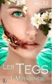 Couverture Les Tegs, tome 1 : Être humain / Mutagénèse Editions Sharon Kena 2016