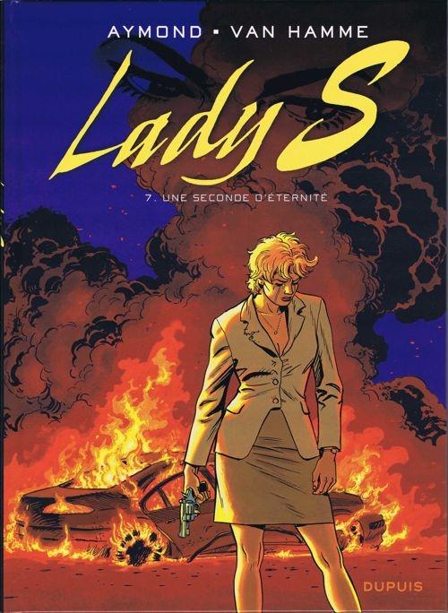 Couverture Lady S., tome 7 : Une seconde d'éternité
