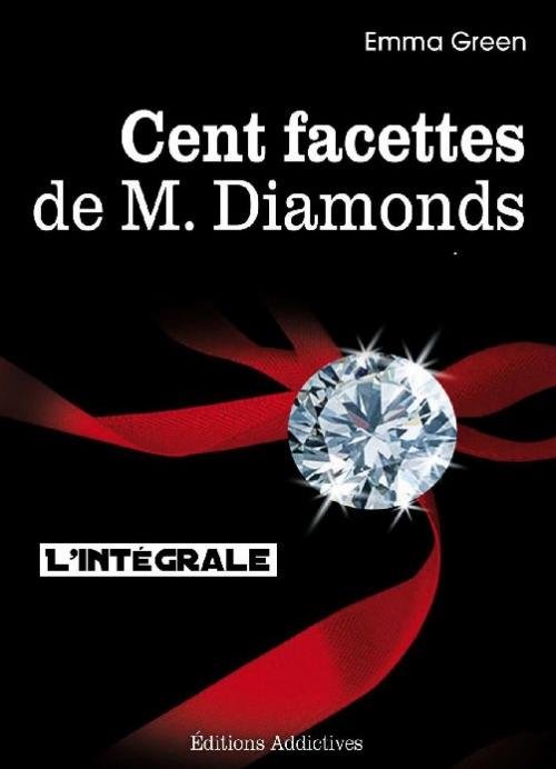 Couverture Cent facettes de Mr Diamonds, intégrale, tome 1