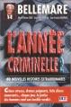 Couverture L'année criminelle, tome 2 Editions TF1 1993
