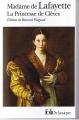 Couverture La Princesse de Clèves suivi de La Princesse de Montpensier Editions Folio  (Classique) 2000