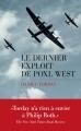 Couverture Le dernier exploit de Poxl West Editions Les Escales 2016
