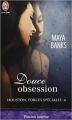Couverture Houston, forces spéciales, tome 4 : Douce obsession Editions J'ai Lu (Pour elle - Passion intense) 2014