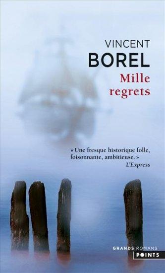 Couverture Mille regrets