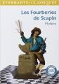 Couverture Les Fourberies de Scapin Editions Flammarion (GF - Etonnants classiques) 2009