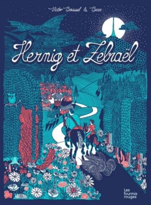 Couverture Hernig et Zebraël