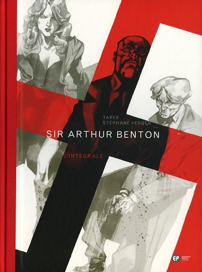 Couverture Sir Arthur Benton : L'intégrale