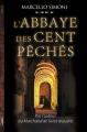 Couverture Codex Millenarius, tome 1 : L'abbaye des cent péchés Editions Michel Lafon 2016