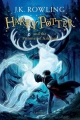 Couverture Harry Potter, tome 3 : Harry Potter et le prisonnier d'Azkaban Editions Bloomsbury 1999